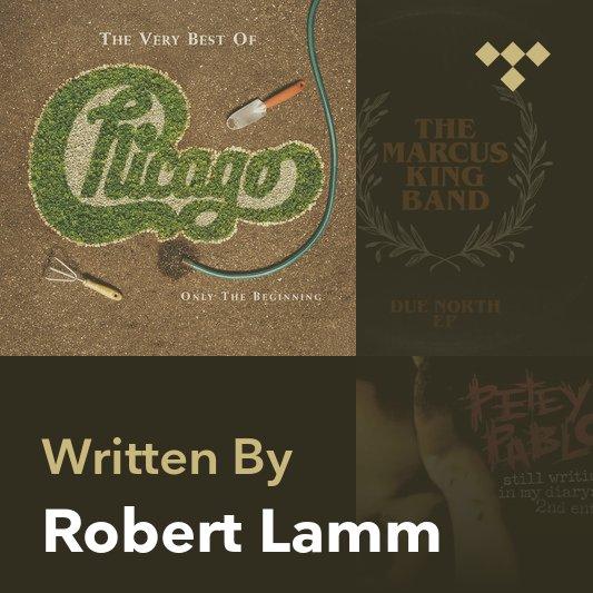 Songwriter Mix: Robert Lamm