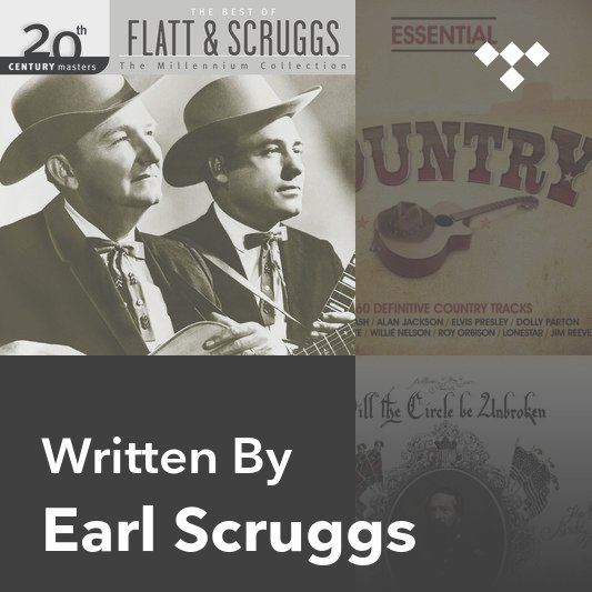 Songwriter Mix: Earl Scruggs