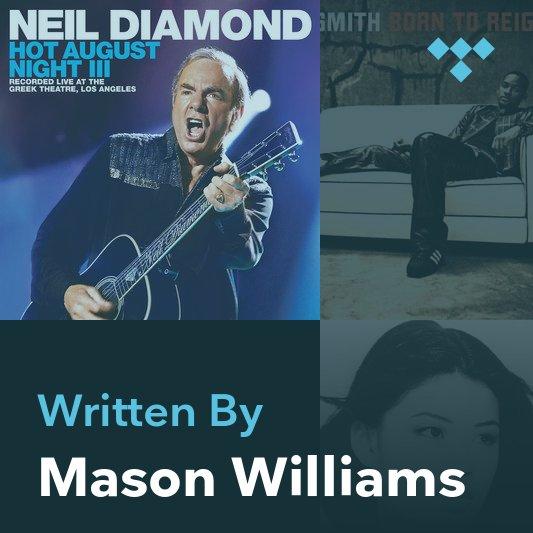 Songwriter Mix: Mason Williams
