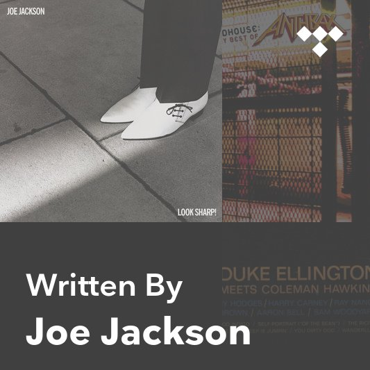 Songwriter Mix: Joe Jackson