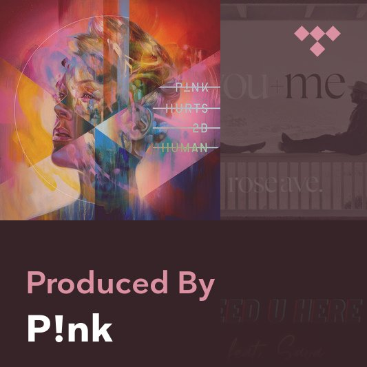 Producer Mix: P!nk