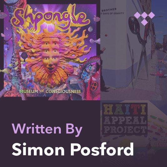 Songwriter Mix: Simon Posford