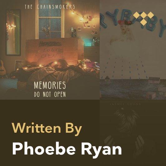 Songwriter Mix: Phoebe Ryan