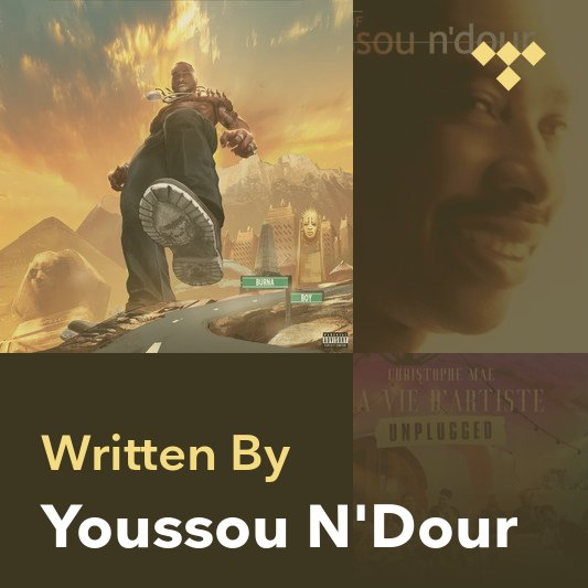 Songwriter Mix: Youssou N'Dour