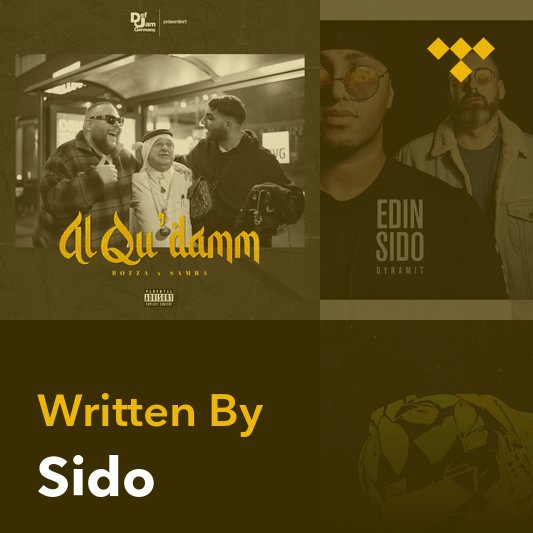 Songwriter Mix: Sido