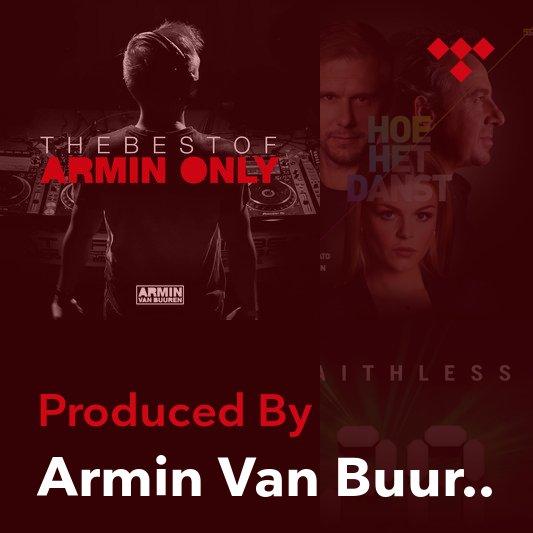 Producer Mix: Armin Van Buuren