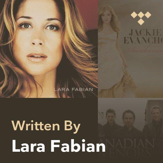 Songwriter Mix: Lara Fabian