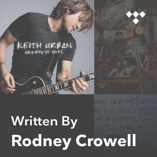 Songwriter Mix: Rodney Crowell