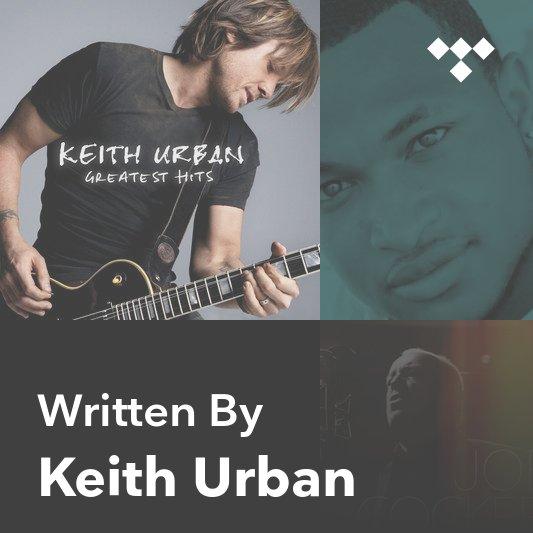 Songwriter Mix: Keith Urban