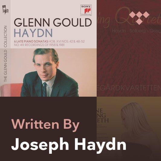 Songwriter Mix: Joseph Haydn