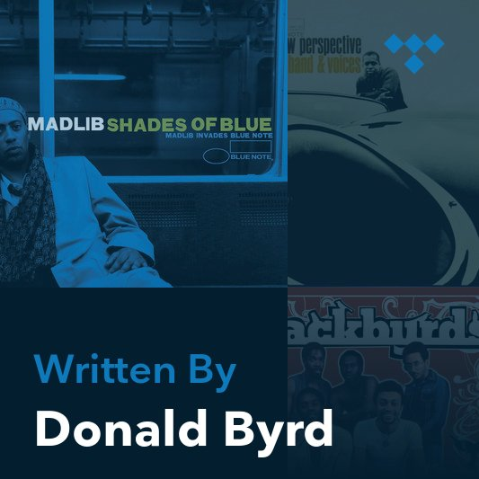 Songwriter Mix: Donald Byrd
