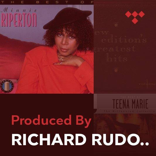 Producer Mix: RICHARD RUDOLPH