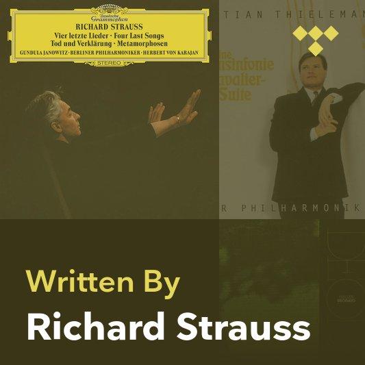 Songwriter Mix: Richard Strauss