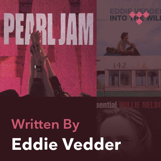 Songwriter Mix: Eddie Vedder