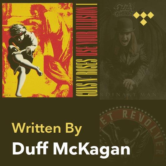 Songwriter Mix: Duff McKagan