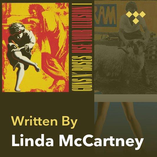 Songwriter Mix: Linda McCartney