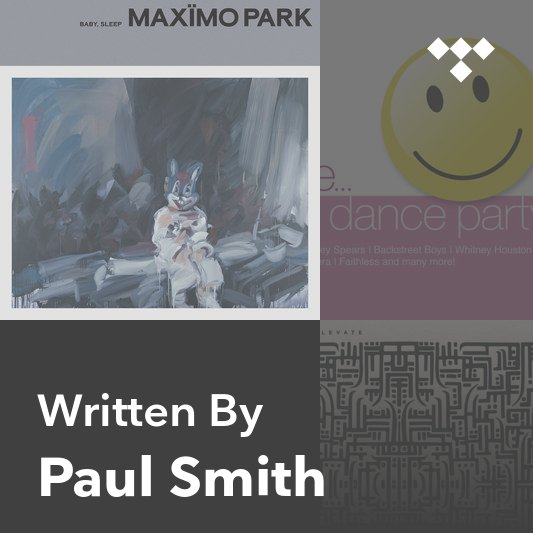 Songwriter Mix: Paul Smith