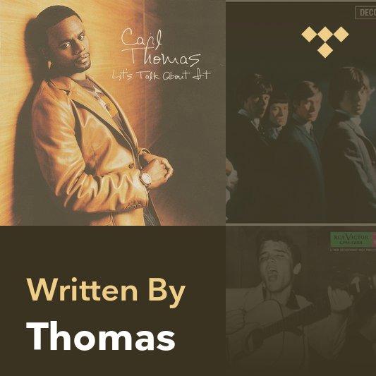 Songwriter Mix: Thomas