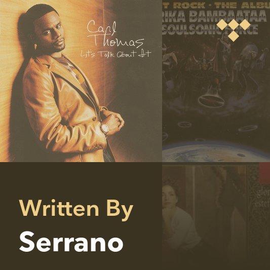 Songwriter Mix: Serrano