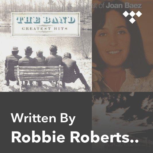 Songwriter Mix: Robbie Robertson