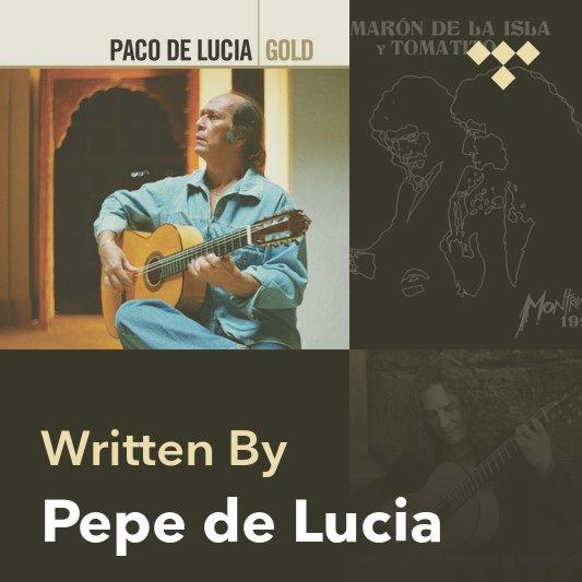 Songwriter Mix: Pepe de Lucia