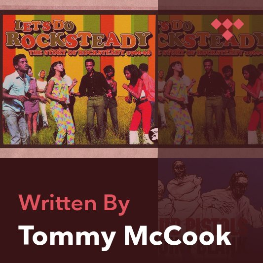 Songwriter Mix: Tommy McCook