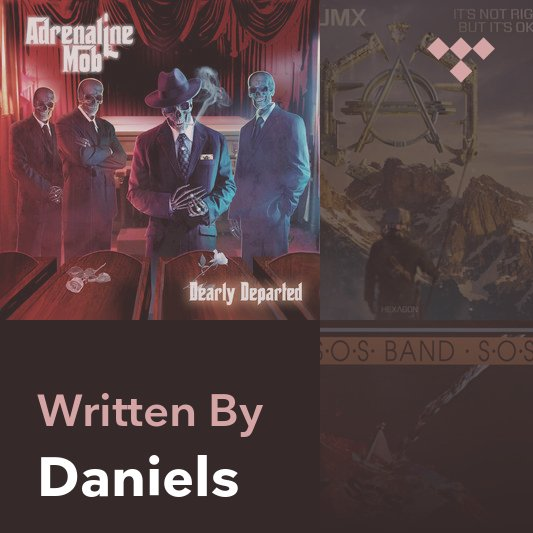 Songwriter Mix: Daniels