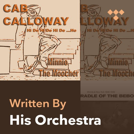 Songwriter Mix: His Orchestra