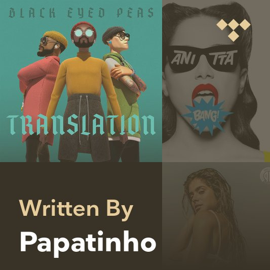 Songwriter Mix: Papatinho