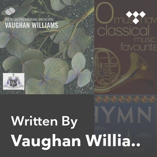 Songwriter Mix: Vaughan Williams