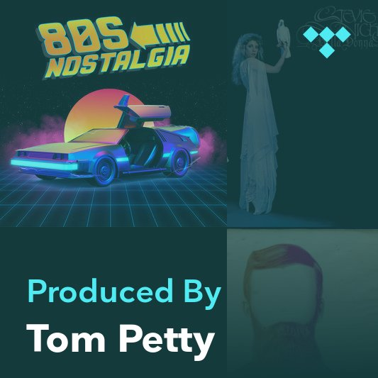 Producer Mix: Tom Petty