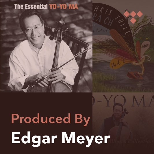 Producer Mix: Edgar Meyer