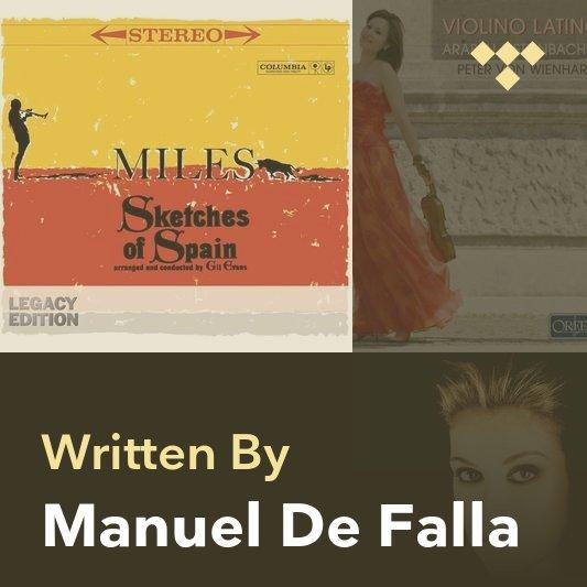 Songwriter Mix: Manuel De Falla