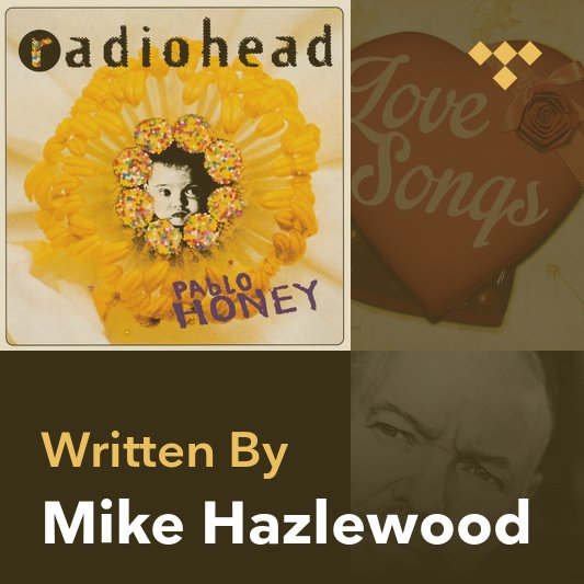 Songwriter Mix: Mike Hazlewood