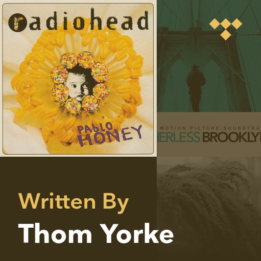 Songwriter Mix: Thom Yorke