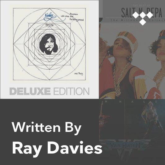 Songwriter Mix: Ray Davies
