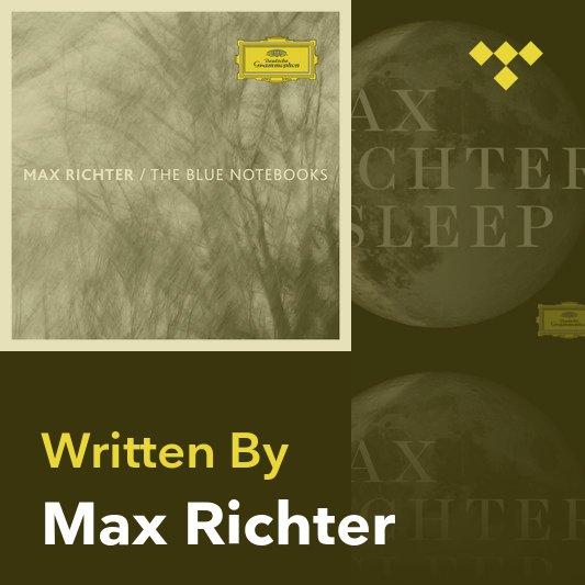 Songwriter Mix: Max Richter