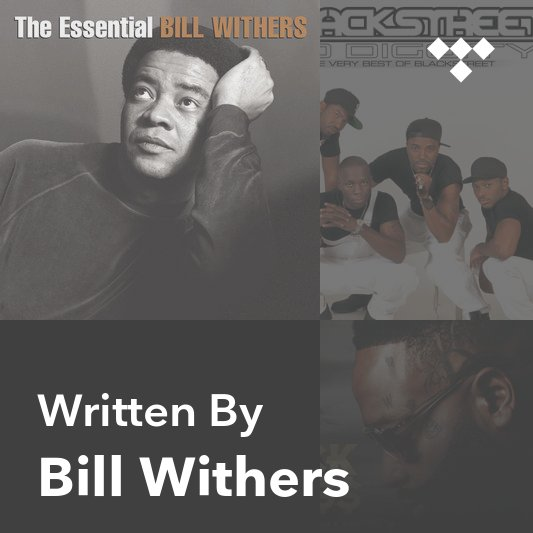 Songwriter Mix: Bill Withers