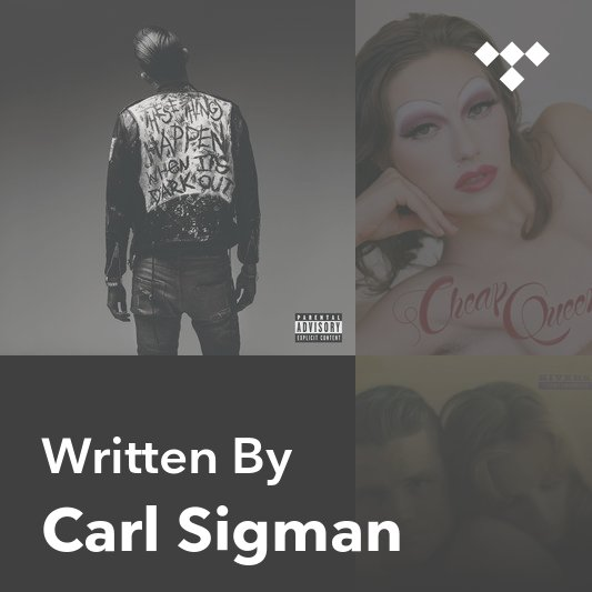 Songwriter Mix: Carl Sigman