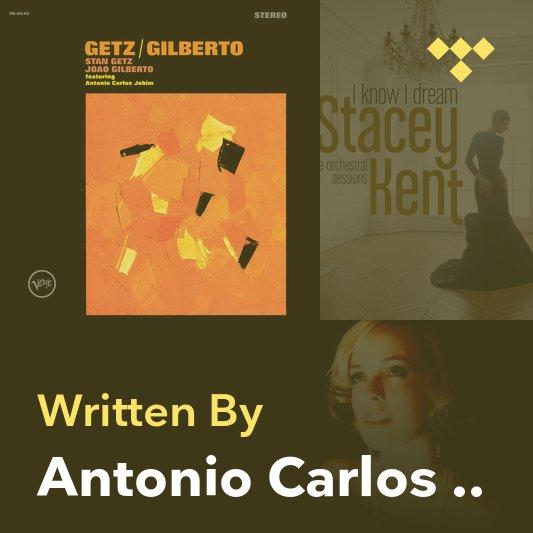 Songwriter Mix: Antonio Carlos Jobim