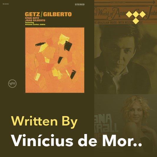 Songwriter Mix: Vinícius de Moraes