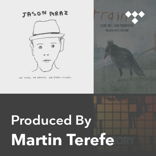 Producer Mix: Martin Terefe