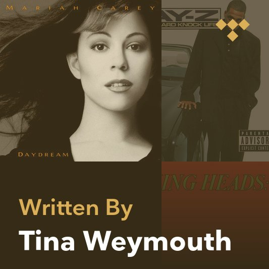 Songwriter Mix: Tina Weymouth