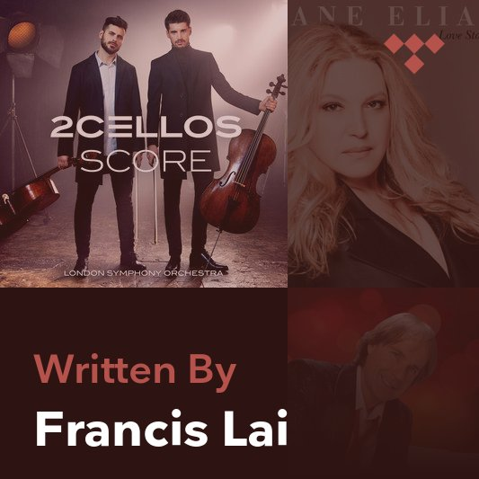 Songwriter Mix: Francis Lai