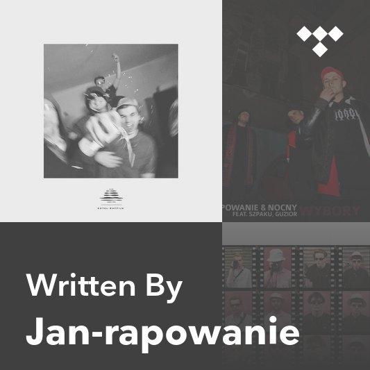 Songwriter Mix: Jan-rapowanie