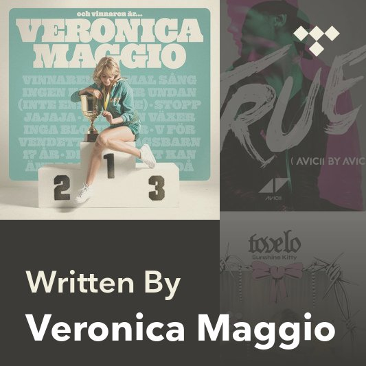 Songwriter Mix: Veronica Maggio