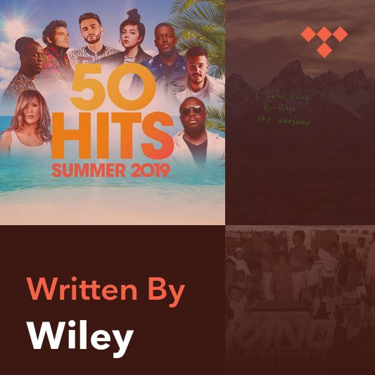 Songwriter Mix: Wiley