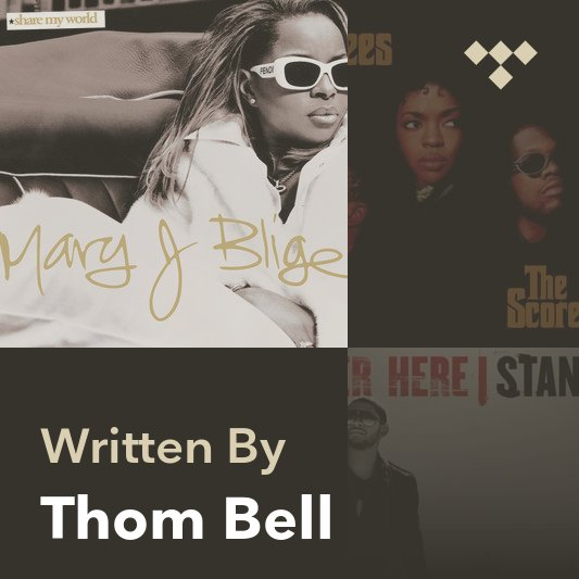 Songwriter Mix: Thom Bell