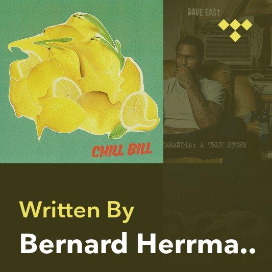 Songwriter Mix: Bernard Herrmann