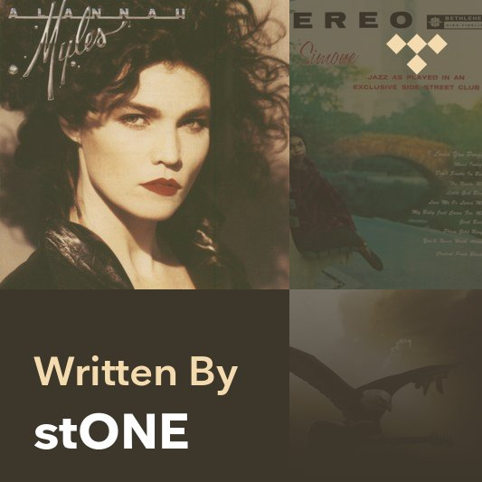 Songwriter Mix: stONE